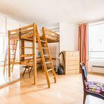 1 chambre appartement étudiant de 20 m² à Paris