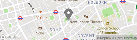 5 Central St, Giles Piazza, London, WC2H
