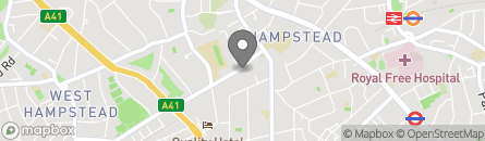 Arkwright Road, Hampstead, London, NW3