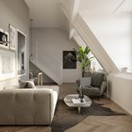 Appartement (141 m²) met 3 slaapkamers in Haarlem