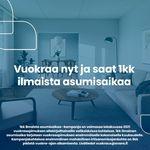 3 huoneen asunto 69 m² kaupungissa Jyväskylä