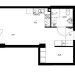 39 m² yksiö kaupungissa Helsinki