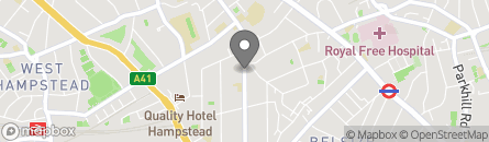 Fitzjohns Avenue, Hampstead, London, NW3
