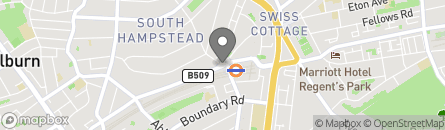 Belsize Road, South Hampstead, NW6