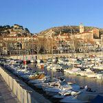 2 chambre appartement de 37 m² à Marseille