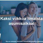 2 huoneen asunto 38 m² kaupungissa Vantaa