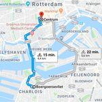 Appartement (15 m²) met 3 slaapkamers in Rotterdam