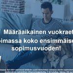 67 m² yksiö kaupungissa Espoo