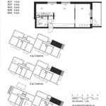 49 m² yksiö kaupungissa Vantaa