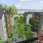 2 bedroom apartment of 63 m² in  Växjö