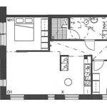65 m² yksiö kaupungissa Hämeenlinna