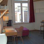 Studio of 20 m² in Saint-Gilles