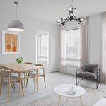 41 m² yksiö kaupungissa Helsinki