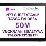 30 m² yksiö kaupungissa Turku
