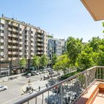 Spacious and bright apartement with beautiful views from the balcony for 6