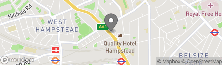 Finchley Road, Hampstead NW3