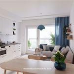 2 huoneen asunto 42 m² kaupungissa Vantaa