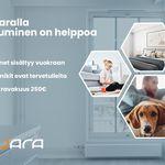2 huoneen asunto 55 m² kaupungissa Joensuu