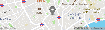 8a Gerrard Street, London, United Kingdom, W1D 5PJ