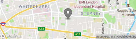 Flat 49 Padstow House, Three Colt Street, London, Greater London, E14