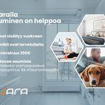 54 m² yksiö kaupungissa Joensuu