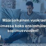 2 huoneen asunto 52 m² kaupungissa Vantaa