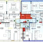 Appartement (108 m²) met 2 slaapkamers in Oostende
