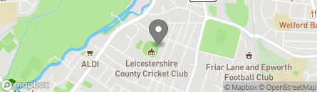 Grace Road, Leicester