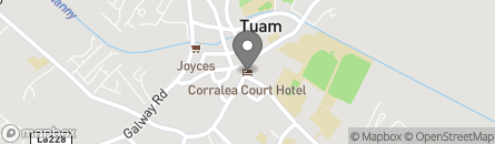 Corrlea Court Hotel, Market Square, Townparks (4th Division), Tuam, Co. Galway, Ireland