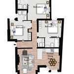 3 bedroom apartment of 97 m² in London