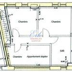 3 chambre appartement de 127 m² à Luxembourg