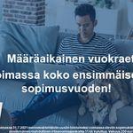 48 m² yksiö kaupungissa Vantaa