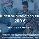 27 m² yksiö kaupungissa Järvenpää