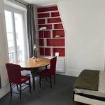Studio of 26 m² in Paris 14e