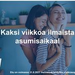 1 huoneen asunto 33 m² kaupungissa Helsinki