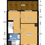 Appartement (96 m²) met 3 slaapkamers in Huizen