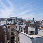 2 chambre appartement de 22 m² à Paris