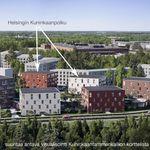 29 m² yksiö kaupungissa Helsinki