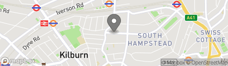 Cleve Road, West Hampstead, London