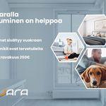 1 huoneen asunto 37 m² kaupungissa Tampere