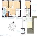 4 huoneen asunto 72 m² kaupungissa Espoo