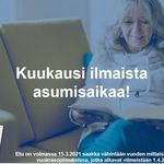 2 huoneen asunto 49 m² kaupungissa Espoo