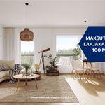 3 huoneen talo 60 m² kaupungissa Helsinki