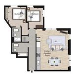 2 bedroom house of 76 m² in London